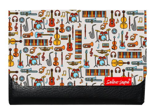 Selina-Jayne Music Limited Edition Designer Small Purse